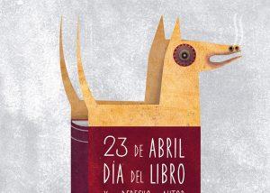 Cartel Día del Libro 2015